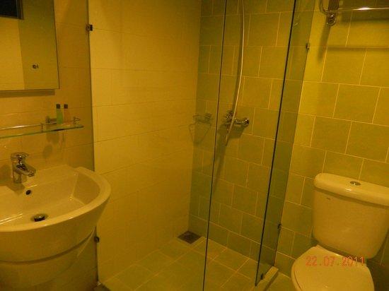 Citin Seacare Pudu Kuala Lumpur: The Bathroom