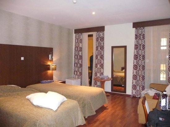 Hotel Borges Chiado: Zimmer 319