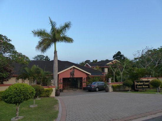 Elephant Coast Guest House: Guesthouse