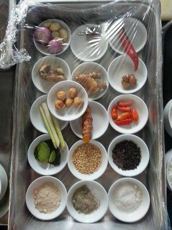 Sanur Paradise Plaza Suites: Indonesian cooking class