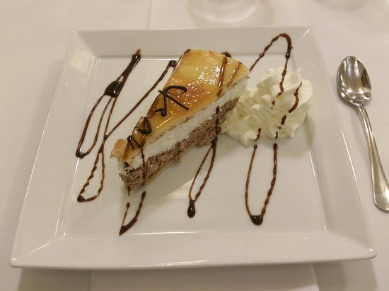 Class Valls: Dessert - The third course of the dinner menu
