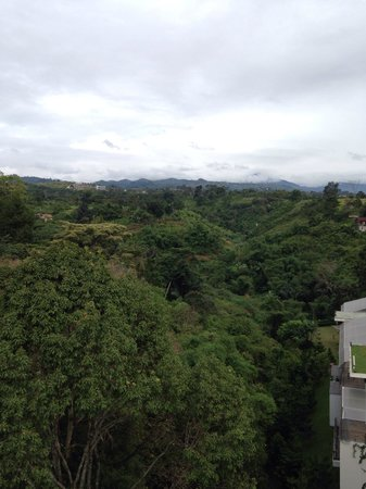 Padma Hotel Bandung: Love the view