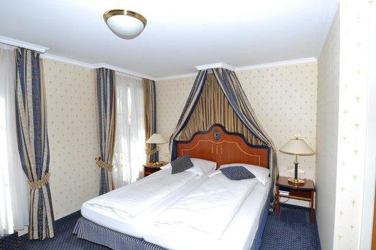 Hotel Ristorante Stella del Lago: Standard Doppelzimmer mit Seesicht und Balkon