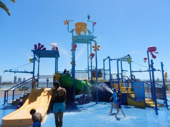 Pool Area Picture Of Sea World Resort Main Beach