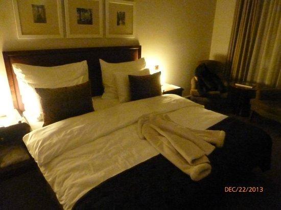 Jalta Boutique Hotel : double room