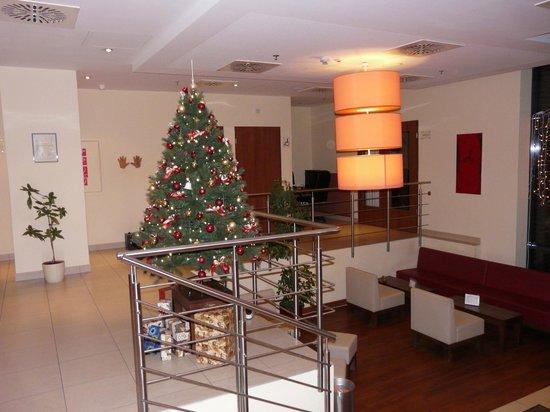 Star Inn Hotel Budapest Centrum, by Comfort: Hotelbereich bei der Rezeption
