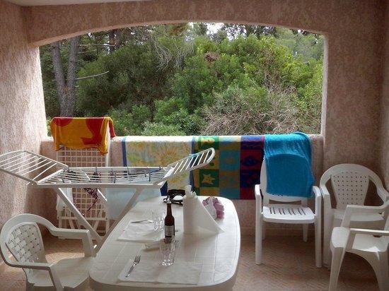Camping Perla di Mare Village de Vacances: Terrazzino