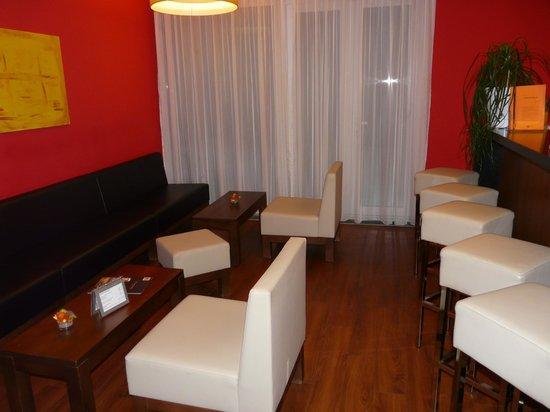Star Inn Hotel Budapest Centrum, by Comfort: bei der Bar