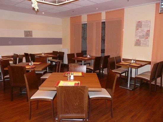 Star Inn Hotel Budapest Centrum, by Comfort: Frühstücksraum