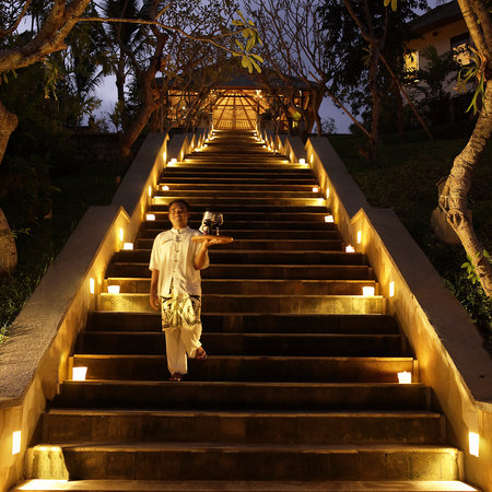 The Restaurant at Hanging Gardens Ubud: All dishes from The Restaurant are available for in-villa dining