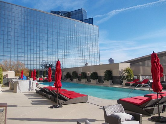 InterContinental Buckhead Atlanta: poolbereich