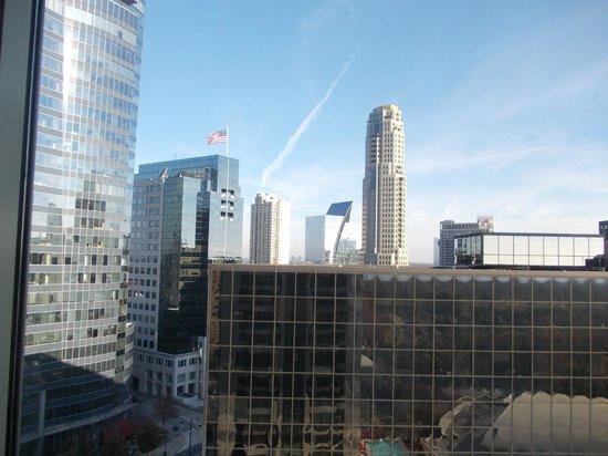InterContinental Buckhead Atlanta : Blick vom Fenster