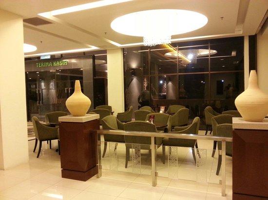 Grand Puteri Hotel: Puteri cafe