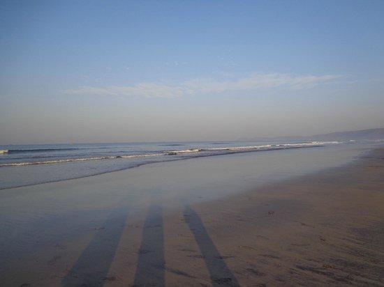 Diveagar Beach: Morning View !!!