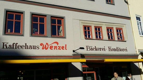 RESTAURANT  CAFE WENZEL