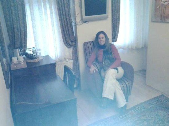 Berce Hotel: Suite completa. Conforto e beleza.