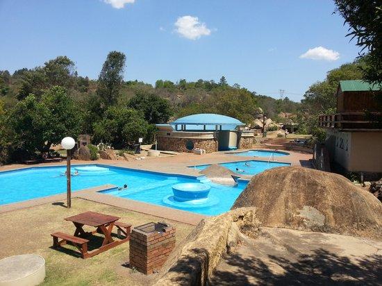 Gooderson Natal Spa Hot Springs & Leisure Resort: Hot mineral baths