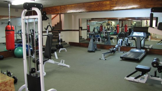 Paulpietersburg, África do Sul: fully equiped gym