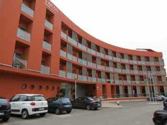 Aqua Pedra dos Bicos Design Beach Hotel: Hotel front