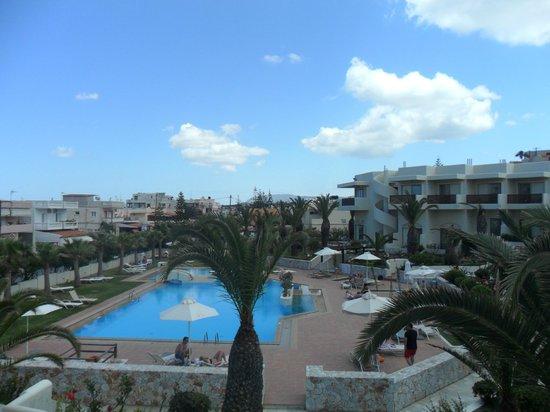 Santa Marina Beach Hotel: Our lovely room view
