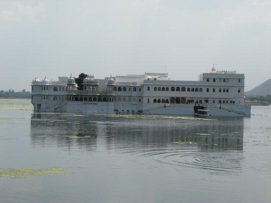 Amet Haveli: Le Lake Palace sur le lac Pichola Udaipur