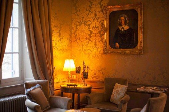 Chateau De Lalande : Lounge