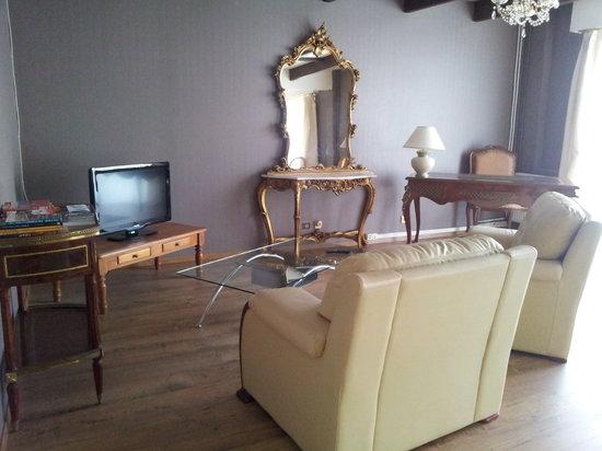 Le Clos des Flandres : La Suite (Salon privé)