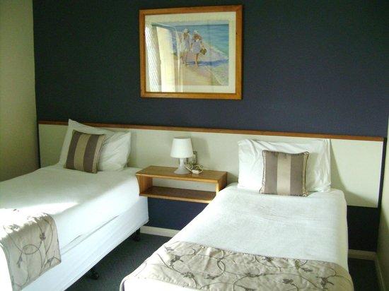 Silver Sands Resort : Bedroom