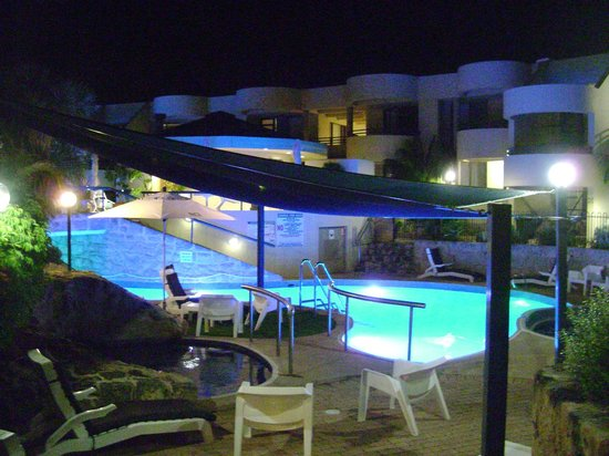 Silver Sands Resort: Swimming Pool