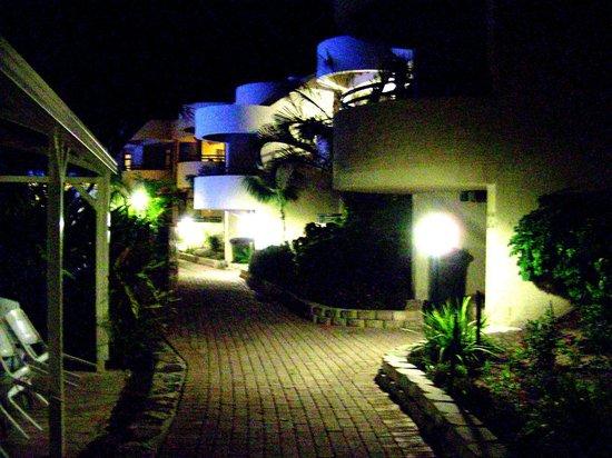 Silver Sands Resort: View of Resort
