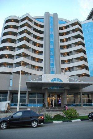 Mek'ele, Etiopia: planet 5 star hotel, mekele