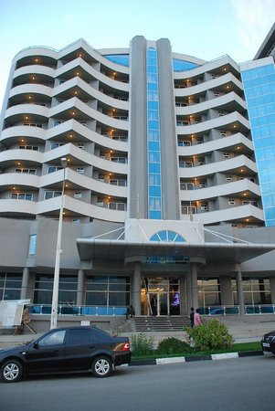 Mek'ele, Ethiopia: planet 5 star hotel, mekele