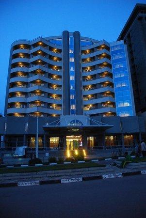 Mek'ele, เอธิโอเปีย: planet 5 star hotel, mekele
