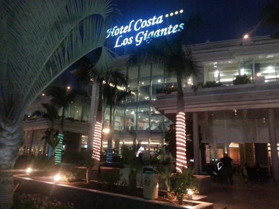 Be Live Family Costa los Gigantes: fab hotel