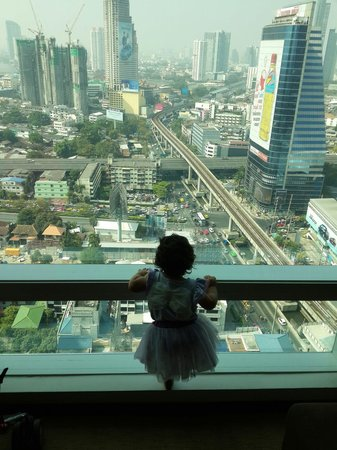 Eastin Grand Hotel Sathorn: View