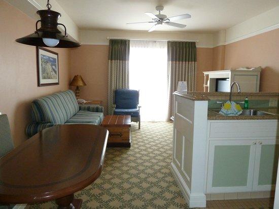 Disney's Beach Club Resort: Lounge