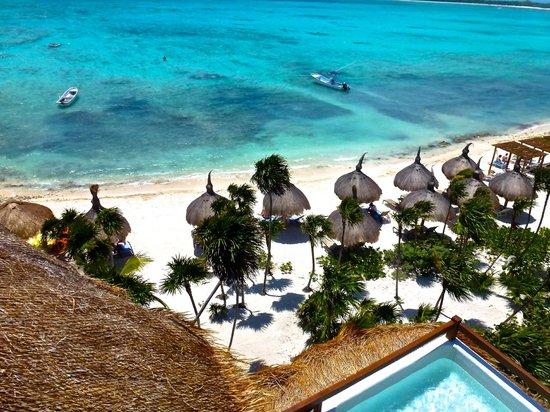 Hotel Jashita: great beach