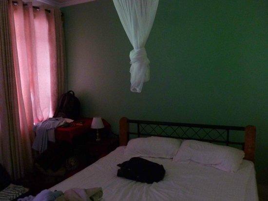 Hotel Troy Nairobi: Zimmer