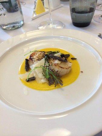 Hotel-Restaurant de la Poste : Plat n2