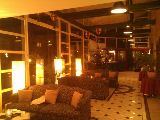 TerraVentura Hotel Resort Spa: Entree