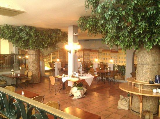 TerraVentura Hotel Resort Spa: Ontbijt