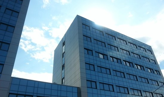 Hotel Cristina: Exterior View