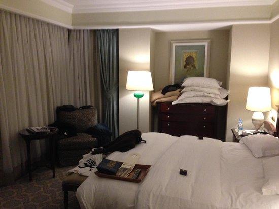 The Ritz-Carlton, Istanbul : Room