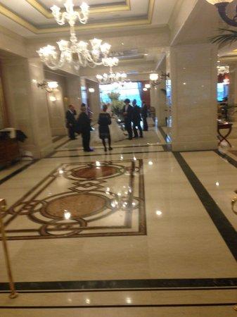 The Ritz-Carlton, Istanbul : Lobby
