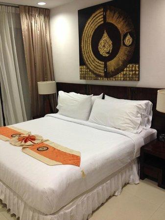 The Park Surin: Bedroom #1