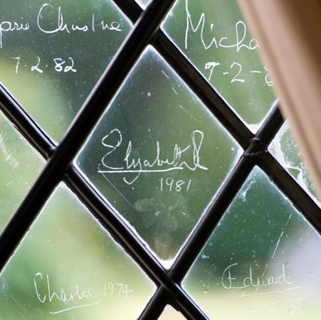 Anglesey Abbey: The Visitors' Book