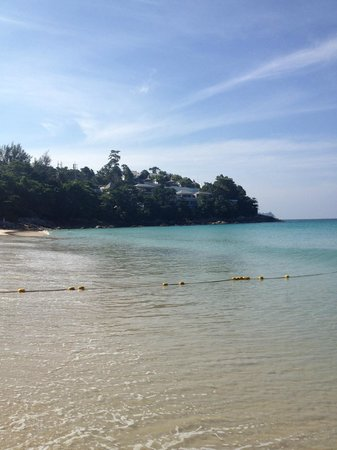 The Park Surin: Surin beach