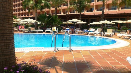 ClubHotel Riu Guarana : quiet pool supposedly