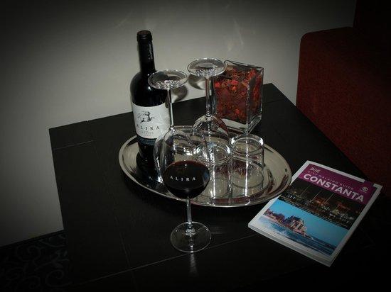 Hotel Cherica: Very Good Romanian Wine
