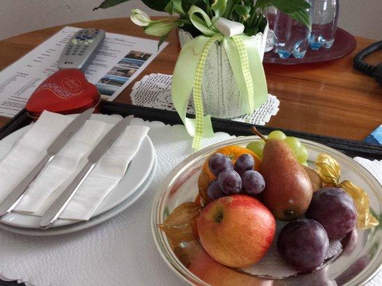 Rigi Kulm Hotel: Willkommen im Hotelzimmer